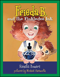 Frieda B and the Finkledee Ink